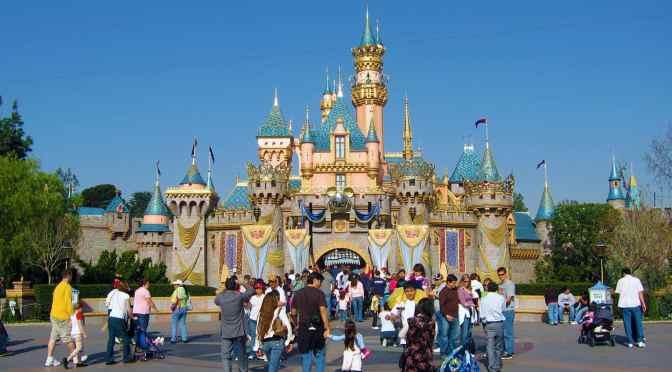 Urban Patterns | Disneyland | Anaheim | California USA