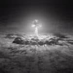 atom bomb, explosion, New Mexico, Twin Peaks, CGI