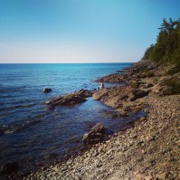 this lake is my Mother Superior #LakeSuperior #NorthernOntario