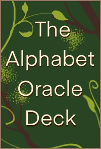 The Alphabet Oracle Deck
