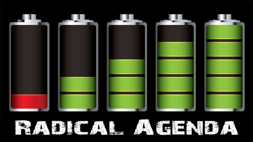 Radical Agenda S05E080 - Powering Up