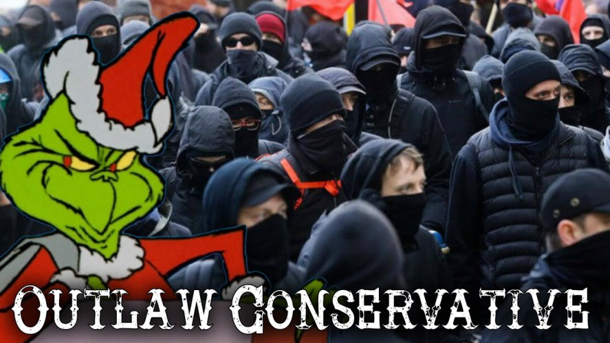 Outlaw Conservative S01E045 - Grinch Bloc