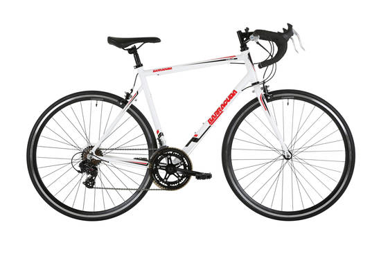 Buy a Barracuda Corvus Road Bike, White from E-Bikes