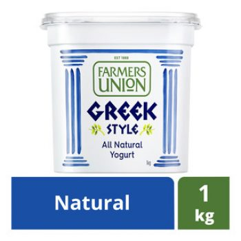 Farmers Union Greek Style Yoghurt - Natural - Price in Singapore | Outlet.sg