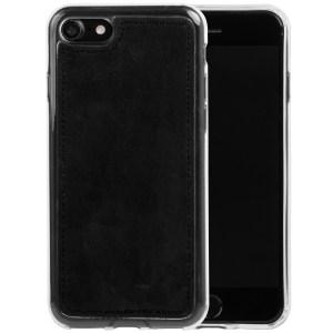 back case nubuk black