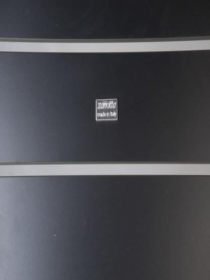 Tavolino Extra (699) design For Use color 74x120 Nero per Zanotta.