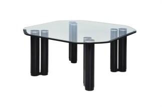 Tavolino Eta Beta (2460) progettato da Marco Zanuso per Zanotta