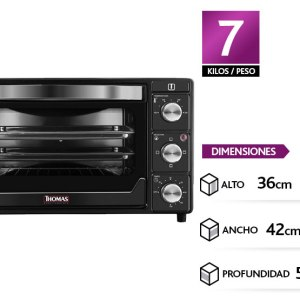 HORNO ELECTRICO THOMAS TH-25N01
