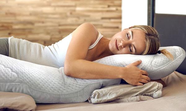 Puffy Body Pillow