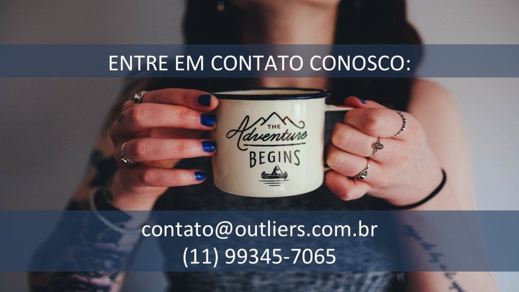 Contato Outliers