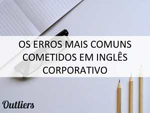 Erros Business English