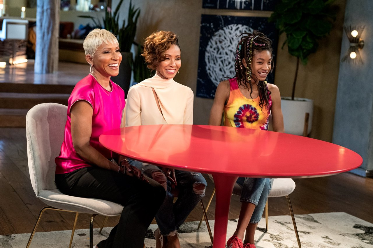 Red Table Talk Is A Rare Show About Hollywood Families