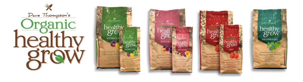What Makes Dave Thompson's Organic Healthy Grow® Different?
