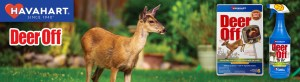 Provide a Line of Defense with Deer Off® Repellents