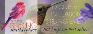 Introducing The Upcoming Arett Sales Online Birding Marketplace
