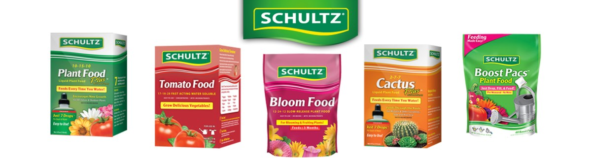 Schultz: Choosing The Proper Plant Food
