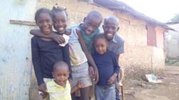 Children of Mensia Barahona.