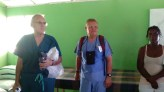 Medical clinics in the mountains of Avila.