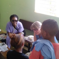 Medical clinics in Tres Charcos, with DR. Jerry Graham.