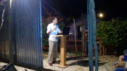 Evangelism in La Colonia, day 2