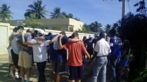 Prayer Walk in La Colonia, day 5