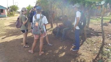 Evangelizing in Oviedo