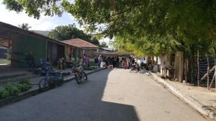 Evangelizing in Salinas de Barahona