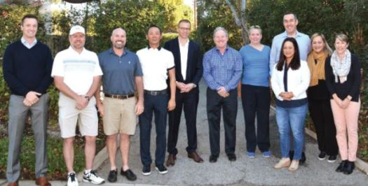 Photo courtesy Chandler School Chandler School's golf committee (from left) includes co-chair Joe Mallinger, Derek Pippert, co-chair John Berger, David Chao, Scott Street, Sean Stellar, Cynthia Mansbridge, Dan Rothenberg, Joyce Wang Sakonju, Jennifer Sells Johnson and Beth Walker. Not pictured: Nobu Junge, Joan Bravo, Anthony Cannizzo, Kristen Cannizzo, Tony Christopoulos, Wayne Forester, Sandra Gonzalez, Dwight Holcomb, Shannon McGuire, Susie McKee, Joyce Mitamura, Sarah Myers, Michael Ortiz, Vernon Patterson and Chuck Tapert.
