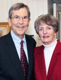 Bill and Claire Bogaard, tireless advocates for nonprofits across the city, will be honored at Friends In Deed's annual fundraiser gala on Sept. 25.