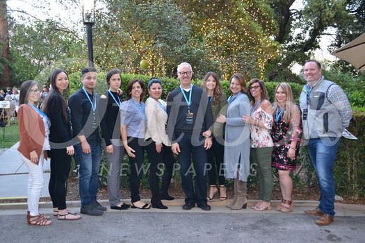 Claudia Witkop, Sara Hirosaki, Abdul Qayum, Maria Pena, Patty Cabral, Ronnie Rodriguez, Rob Levy, Maro Gaboudian, Lisa Hedlund, Julie Peoples, Keithleen Fernandez and Monte Kenned