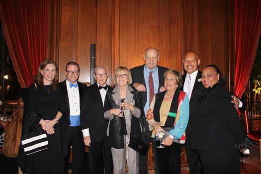 Fanya and Bill Thomson, Bill and Carol Thomson, Ray and Rita Elshout, John Kennedy and Lena Kennedy