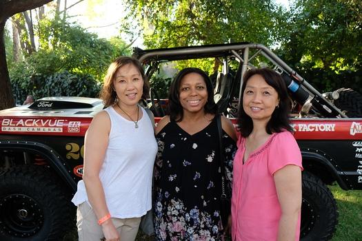 Linda Dea, Natashia Masten and Laura Lau