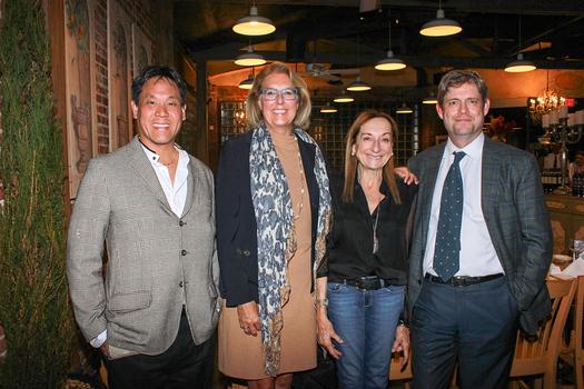 Roger Yang, Dr. Lori Morgan, Gale Kohl and Jim Shankwiler