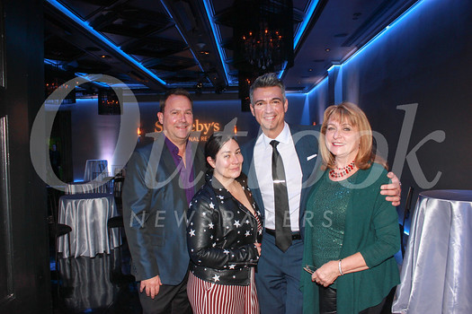 Michael Williamson, Carolina Celeboglu, Cristian David and Deborah Maxson