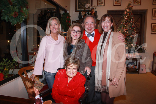 Kerry Lovelock, Suzanne Crowell, Lynette Sohl, J.D. Hornberger and Diana Bell