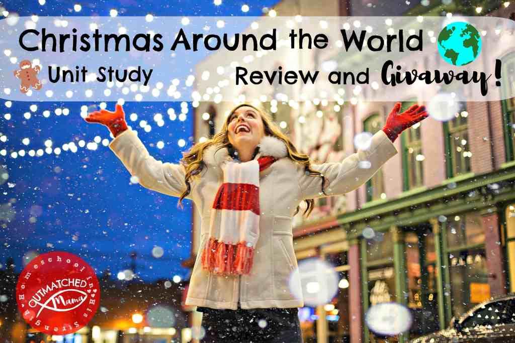 Christmas Around the World {Givaway!}