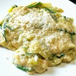 Courgettepappardelle