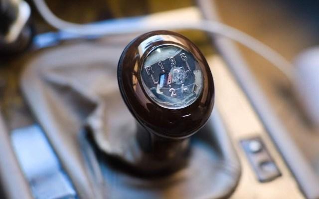 2001 BMW Z3 shift knob