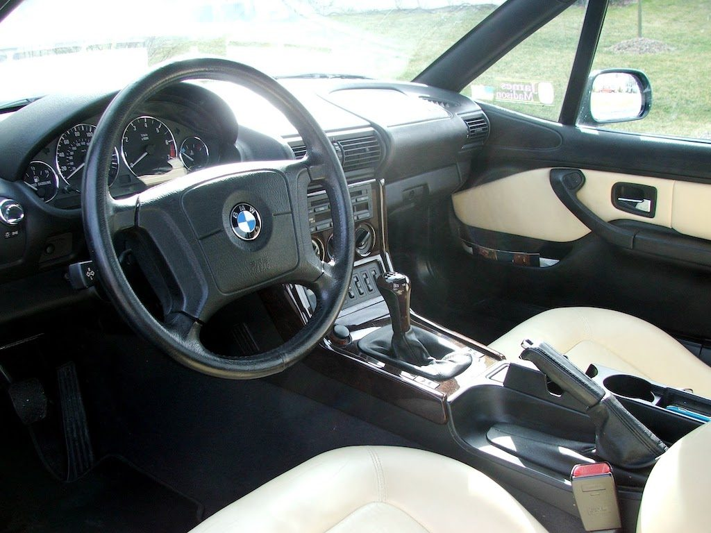 hight resolution of  1999 bmw z3 roadster british traditional interior