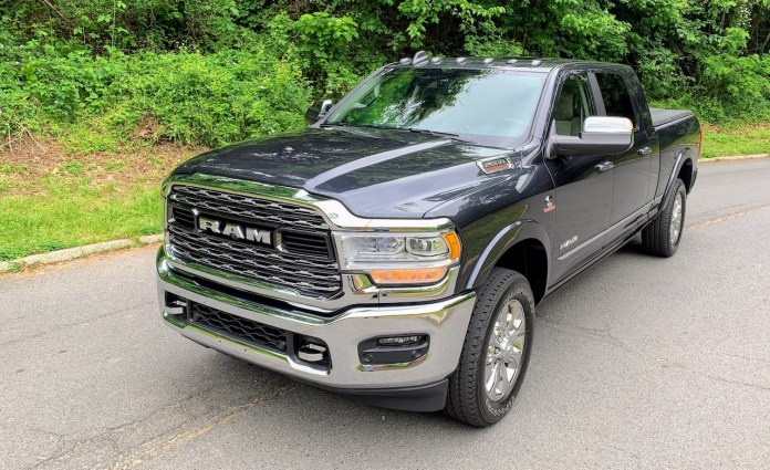2019 Ram 2500 Limited front