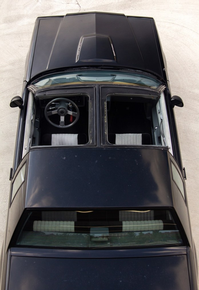 1987 Buick Grand National roof