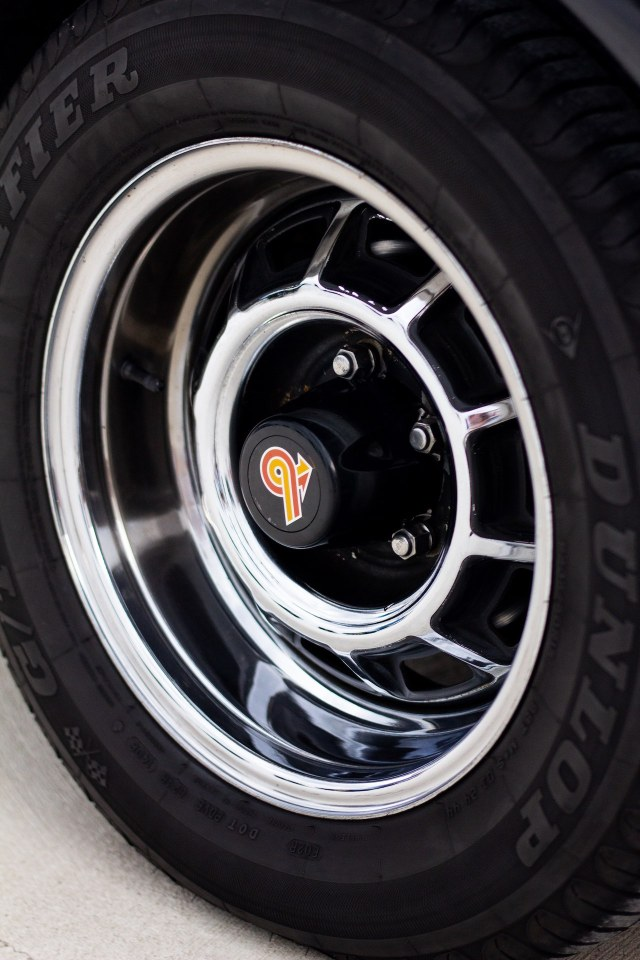 1987 Buick Grand National wheel