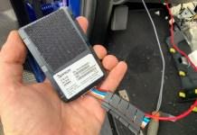 Spireon ATS100-T GPS tracker