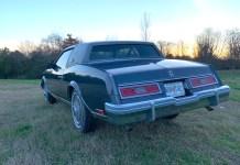 1981 Buick Riviera rear