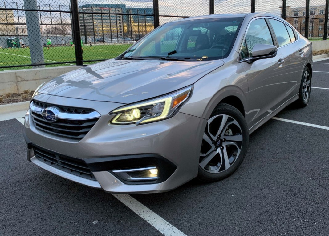 2020 Subaru Legacy Limited front