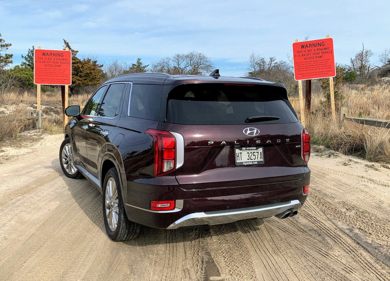 2020 Hyundai Palisade Review Moving People And Towing Track Cars Out Motorsports
