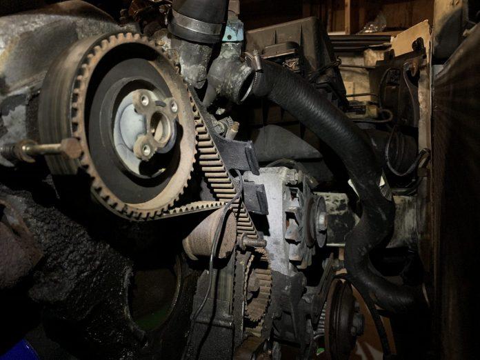 E30 325e timing belt
