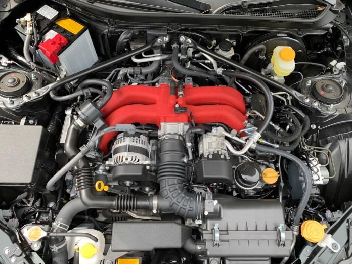 Toyota 86 Hakone engine