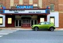 2020 Hyundai Venue Green Apple