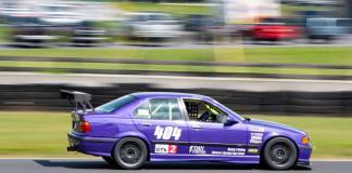 BMW E36 M3 racing Summit Point